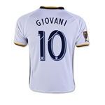 LA Galaxy 2016 GIOVANI Youth Home Soccer Jersey