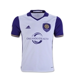 Orlando City 2016 Youth Away Soccer Jersey