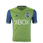 Seattle Sounders 2016 Youth Home Soccer Jersey