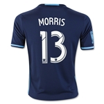 Seattle Sounders 2016 MORRIS Youth Third Soccer Jersey