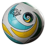 Pele Signed New York Cosmos Umbro Logo Soccer Ball