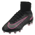 Nike Mercurial Superfly V AG Pro (Black/Total Crimson)