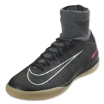 Nike Junior Mercurial Proximo II IC (Black/Gum Light Brown)