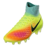 Nike Junior Magista Obra II FG (Volt/Black)