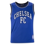 Chelsea Sleeveless Youth Poly Panel T-Shirt