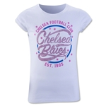 Chelsea FC Girls Graphic Shirt