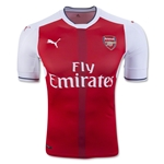 Arsenal 16/17 Authentic Home Soccer Jersey