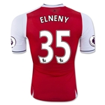 Arsenal 16/17 35 ELNENY Authentic Home Soccer Jersey
