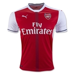 Arsenal 16/17 Home Soccer Jersey