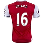 Arsenal 16/17 16 XHAKA Home Soccer Jersey