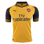 Arsenal 16/17 Away Soccer Jersey
