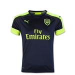 Arsenal 16/17 Youth Third Soccer Jersey