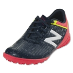 New Balance Visaro Control TF Junior (Galaxy/Bright Cherry)