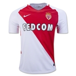 AS Monaco 16/17 Home Soccer Jersey