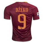 AS Roma 16/17 DZEKO Home Soccer Jersey