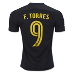 Atletico Madrid 16/17 F. TORRES Away Soccer Jersey
