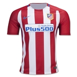 Atletico Madrid 16/17 Home Soccer Jersey