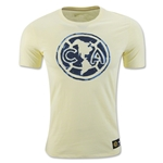 Club America Crest T-Shirt (Yellow)