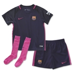 Barcelona 16/17 Kids Away Kit