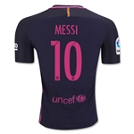Barcelona 16/17 MESSI Authentic Away Soccer Jersey