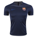 Barcelona Squad Training Jersey (Black)