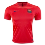 Barcelona Squad Training Jersey (Orange)