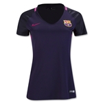 Barcelona 16/17 Women's Away Soccer Jersey