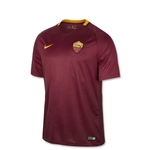 AS Roma 16/17 Youth Home Soccer Jersey