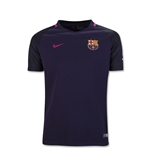 Barcelona 16/17 Youth Away Soccer Jersey