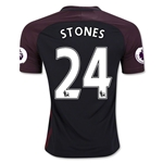 Manchester City 16/17 STONES Away Soccer Jersey