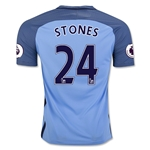Manchester City 16/17 STONES Home Soccer Jersey