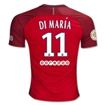 Paris Saint-Germain 16/17 DI MARIA Away Soccer Jersey