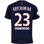 Paris Saint-Germain 16/17 KRYCHOWIAK Home Soccer Jersey