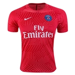 Paris Saint-Germain Prematch Training Jersey