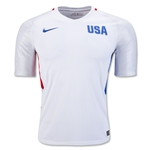 USA 2016 Home Soccer Jersey