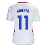 USA 16/17 KRIEGER Women's Home Soccer Jersey