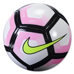 Nike Pitch 16 Ball (White/Pink)