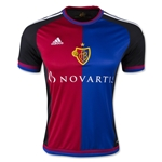 Basel 15/16 Home Soccer Jersey