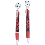 Manchester United Big Logo Pens (2 Pack)
