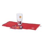 Manchester United Crest Mini Bar Set