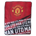 Manchester United Impact Fleece Blanket