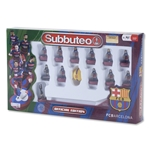 Barcelona Subbuteo Team Set