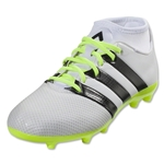 adidas Ace 16.3 Primemesh FG/AG Women's (White/Black/Solar Yellow)