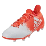 adidas X 16.3 FG Women's (Solar Red/White)