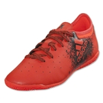 adidas X 16.3 Court Junior (Solar Red/Black)