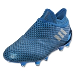 adidas Messi 16+ Pureagility FG Junior (Shock Blue/Silver Metallic)
