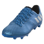 adidas Messi 16.1 FG Junior (Shock Blue/Silver Metallic)