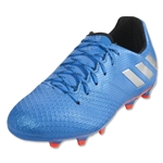 adidas Messi 16.3 FG Junior (Shock Blue/Silver Metallic)
