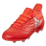 adidas X 16.1 FG Junior (Solar Red/Silver Metallic)