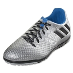 adidas Messi 16.3 TF Junior (Silver Metallic/Black/Shock Blue)